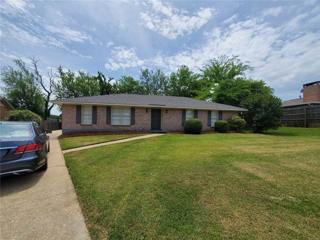 6106 Helga Place, Montgomery, AL 36117 (MLS #492524) :: Buck Realty