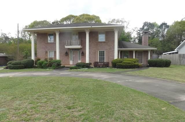 220 Lakewood Drive, Enterprise, AL 36330 (MLS #492656) :: Team Linda Simmons Real Estate