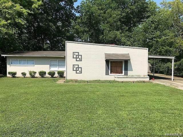 3614 Bridlewood Drive, Montgomery, AL 36111 (MLS #493809) :: Buck Realty