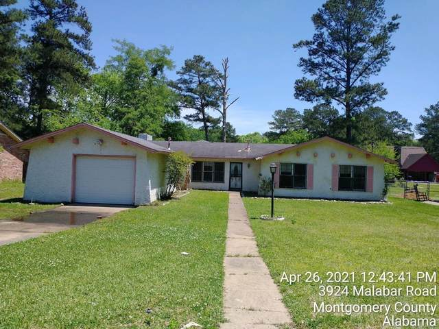 3924 Malabar Road, Montgomery, AL 36116 (MLS #493834) :: Buck Realty