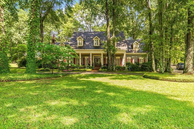1201 Kirkwood Drive, Montgomery, AL 36117 (MLS #493929) :: Buck Realty