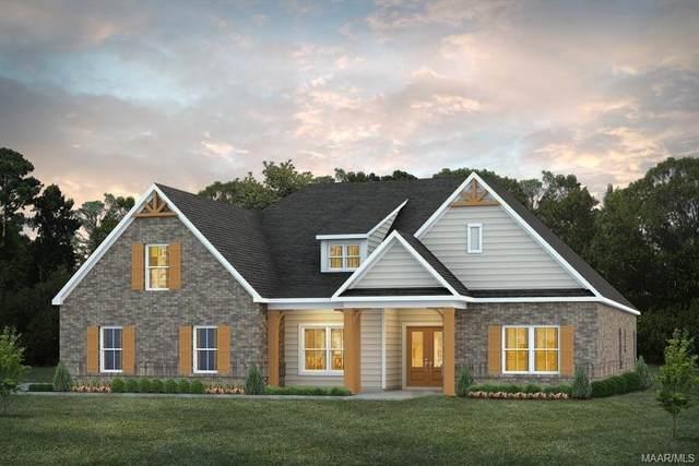 1828 Riverton Drive, Prattville, AL 36066 (MLS #494036) :: Buck Realty