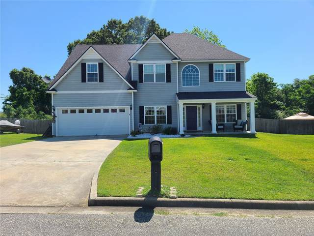 419 Mayberry Way, New Brockton, AL 36351 (MLS #494113) :: Team Linda Simmons Real Estate