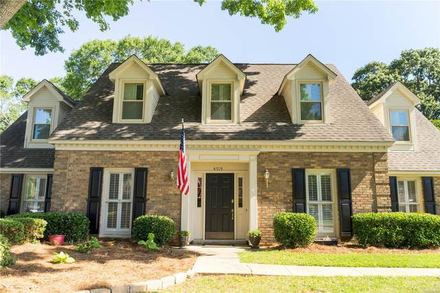 4519 Woodledge Drive, Montgomery, AL 36109 (MLS #494148) :: David Kahn & Company Real Estate