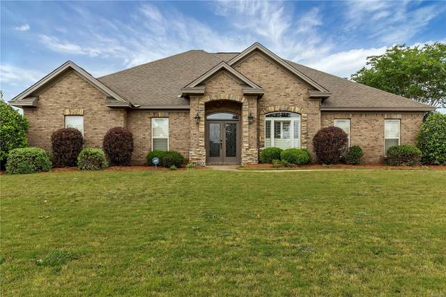 1124 Laurel Brook Lane, Montgomery, AL 36117 (MLS #494149) :: David Kahn & Company Real Estate