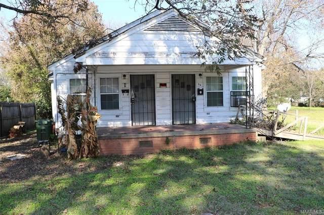 36 Michigan Avenue A&B, Montgomery, AL 36110 (MLS #494218) :: Buck Realty