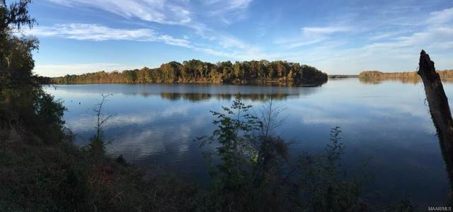 1070 Herons Cove Lot 1/2, Montgomery, AL 36108 (MLS #494250) :: Buck Realty