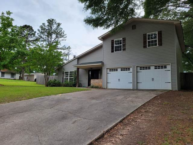 201 Ridgeway Drive, Enterprise, AL 36330 (MLS #494350) :: LocAL Realty