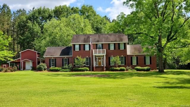828 County Road 54, Ozark, AL 36360 (MLS #494386) :: Team Linda Simmons Real Estate