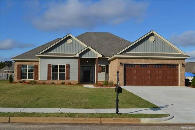 1906 Clearbranch Drive, Deatsville, AL 36066 (MLS #494461) :: LocAL Realty