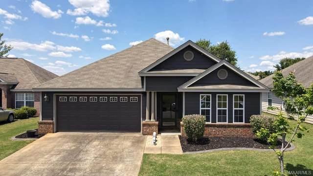 609 Thornton Place, Prattville, AL 36066 (MLS #494485) :: LocAL Realty