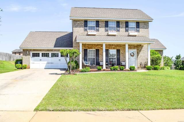 107 Grayton Lane, Enterprise, AL 36330 (MLS #494511) :: Team Linda Simmons Real Estate