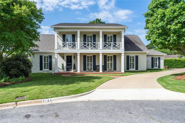 3164 Rolling Road Circle, Montgomery, AL 36111 (MLS #494520) :: LocAL Realty