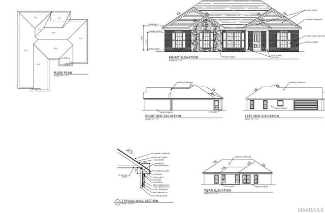 715 Pinetuckett Parkway, Deatsville, AL 36022 (MLS #494572) :: LocAL Realty