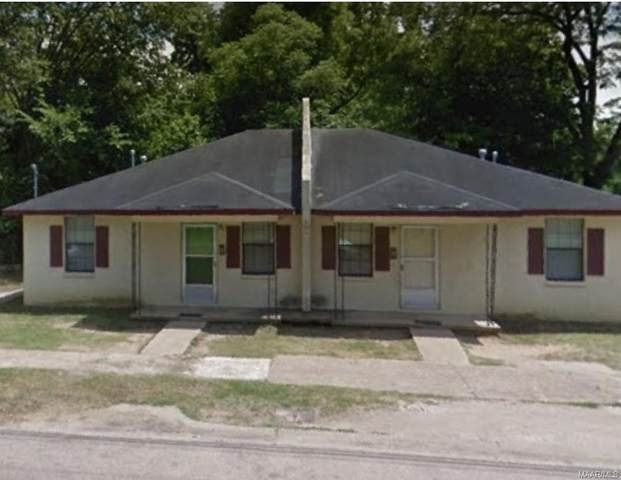 824 L L Anderson Avenue, Selma, AL 36701 (MLS #494577) :: LocAL Realty
