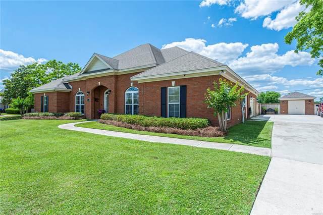 7160 Rough Road, Montgomery, AL 36116 (MLS #494584) :: LocAL Realty