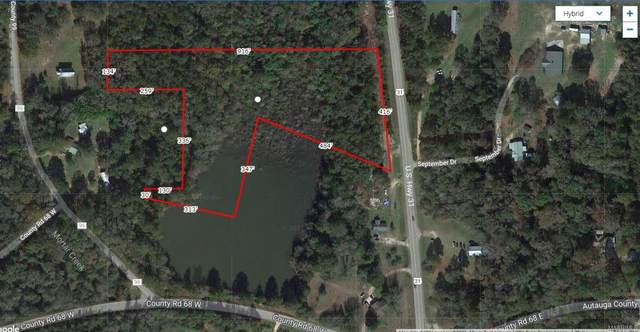 0 Hwy 31 Highway N, Deatsville, AL 36022 (MLS #494589) :: LocAL Realty