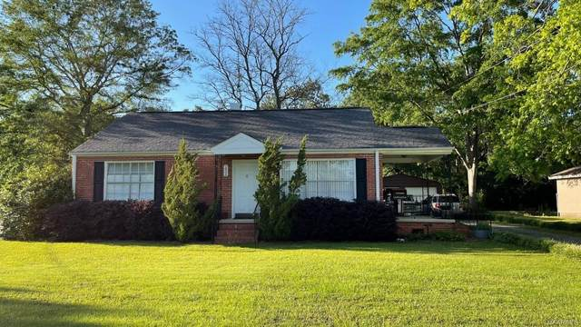 1606 2nd Avenue N, Clanton, AL 35045 (MLS #494719) :: Buck Realty
