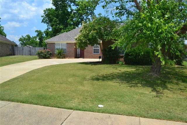 613 Lismore Place, Montgomery, AL 36117 (MLS #494783) :: LocAL Realty