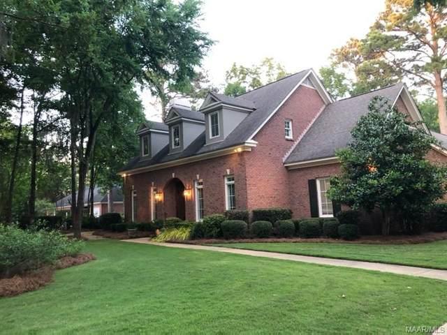 8113 Wyndridge Drive, Montgomery, AL 36117 (MLS #494803) :: Buck Realty