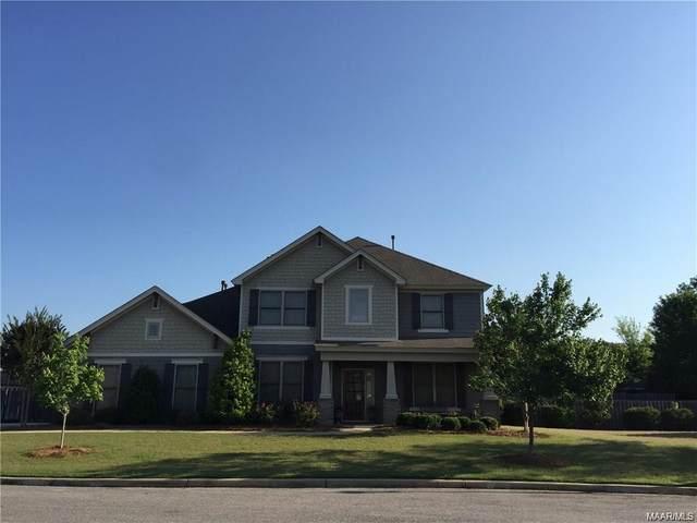 2029 Wyndgate Loop, Montgomery, AL 36117 (MLS #494822) :: Buck Realty