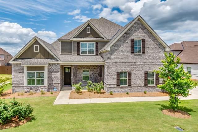 48 Setter Trail, Pike Road, AL 36064 (MLS #494830) :: David Kahn & Company Real Estate