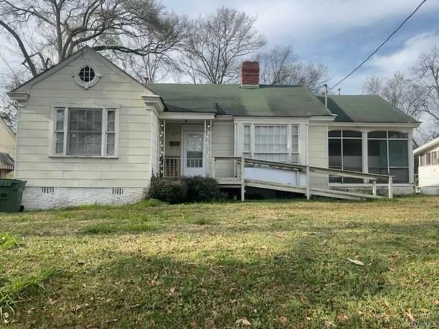 2113 Brewton Street, Montgomery, AL 36107 (MLS #496006) :: LocAL Realty