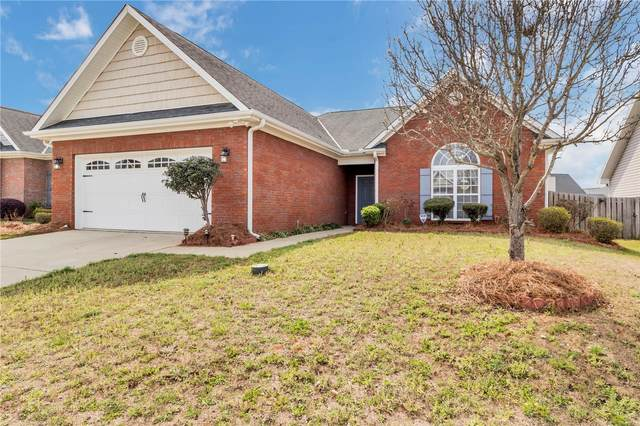 6842 Overview Lane, Montgomery, AL 36117 (MLS #496134) :: LocAL Realty