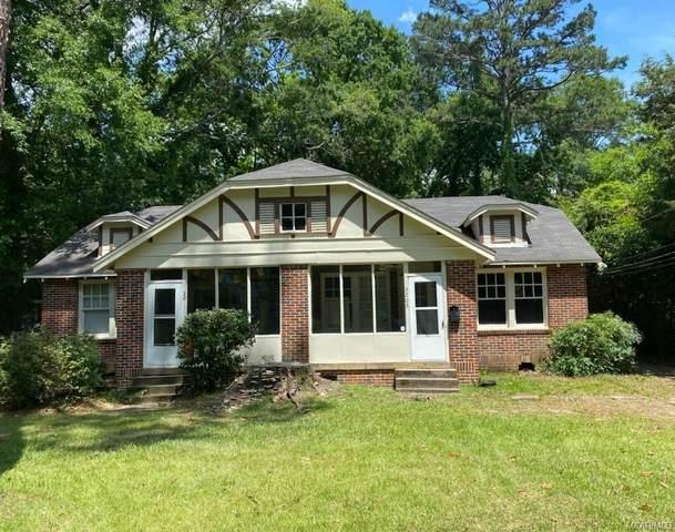 3201 Audubon Road, Montgomery, AL 36106 (MLS #496154) :: LocAL Realty