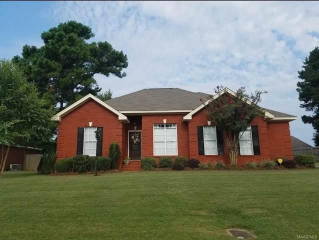 1111 Parkview Drive, Prattville, AL 36067 (MLS #496209) :: David Kahn & Company Real Estate