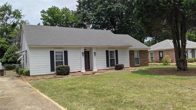 844 Hatcher Drive, Montgomery, AL 36109 (MLS #496235) :: David Kahn & Company Real Estate