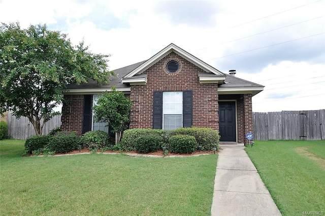 1301 Centerfield Court, Montgomery, AL 36117 (MLS #496253) :: Buck Realty