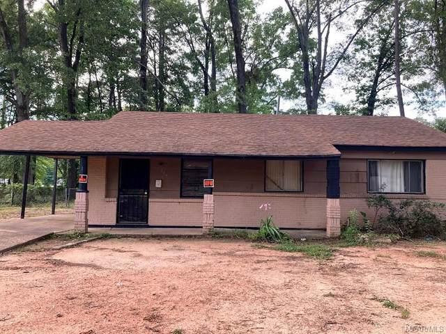 244 Burgwyn Road, Montgomery, AL 36105 (MLS #496256) :: LocAL Realty