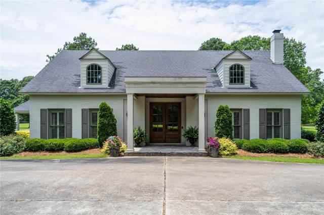 1220 Kirkwood Drive, Montgomery, AL 36117 (MLS #496291) :: Buck Realty