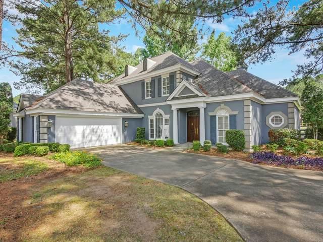 9700 Timbermill Court, Montgomery, AL 36117 (MLS #496344) :: David Kahn & Company Real Estate