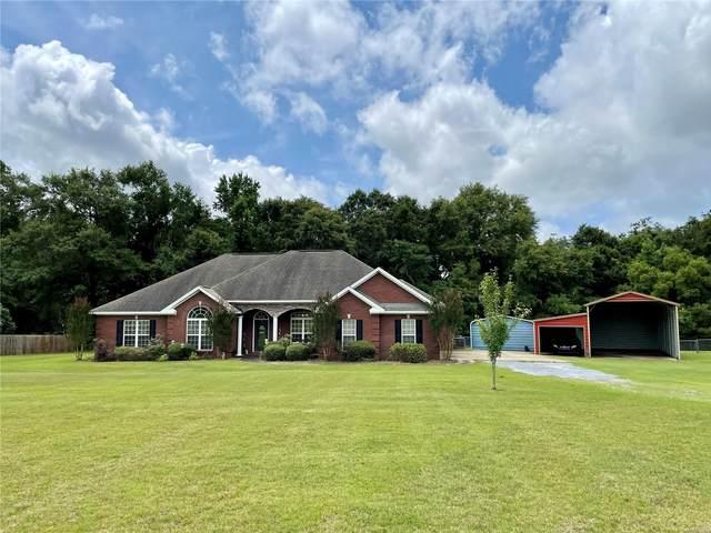 202 Meadow Lane, Deatsville, AL 36022 (MLS #496472) :: LocAL Realty