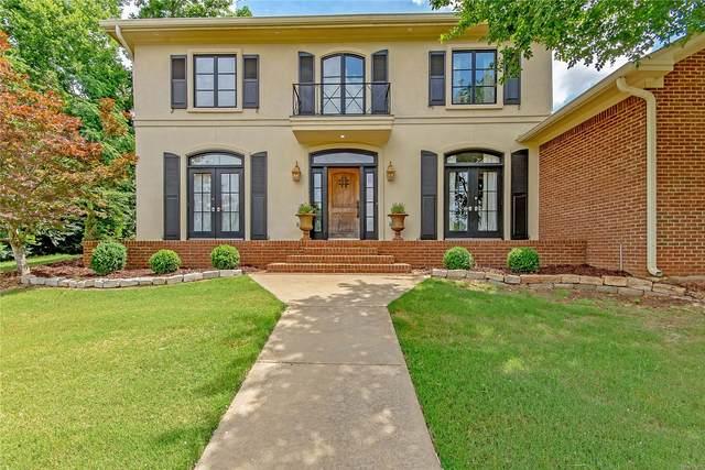 347 County Downs Drive, Montgomery, AL 36109 (MLS #496477) :: David Kahn & Company Real Estate