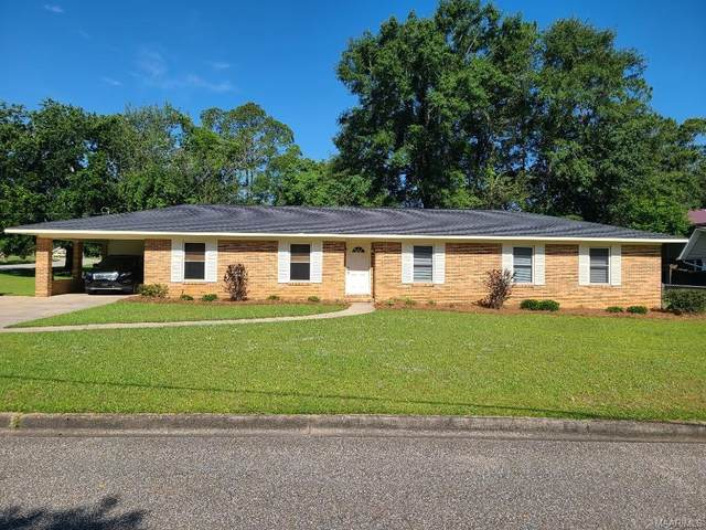 106 Chestnut Drive, Enterprise, AL 36330 (MLS #496560) :: Team Linda Simmons Real Estate