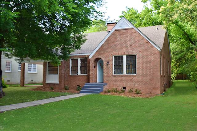 615 Hubbard Street, Montgomery, AL 36106 (MLS #496584) :: Buck Realty