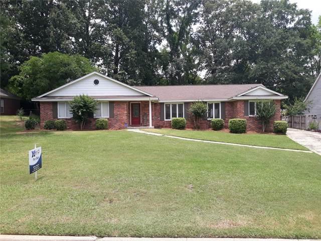 3645 Lancaster Lane, Montgomery, AL 36106 (MLS #496594) :: David Kahn & Company Real Estate