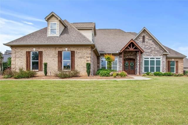 20 Jackson Lane, Wetumpka, AL 36093 (MLS #496604) :: David Kahn & Company Real Estate