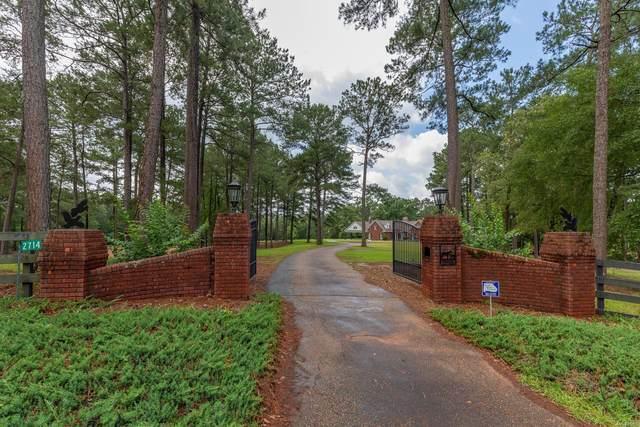 2714 County Road 54, Ozark, AL 36360 (MLS #496612) :: David Kahn & Company Real Estate