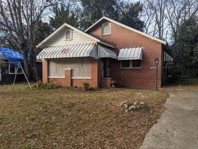 2433 Palmetto Street, Montgomery, AL 36107 (MLS #496613) :: David Kahn & Company Real Estate