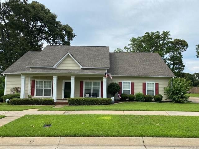 21 Blue Ridge Circle, Enterprise, AL 36330 (MLS #496639) :: Team Linda Simmons Real Estate