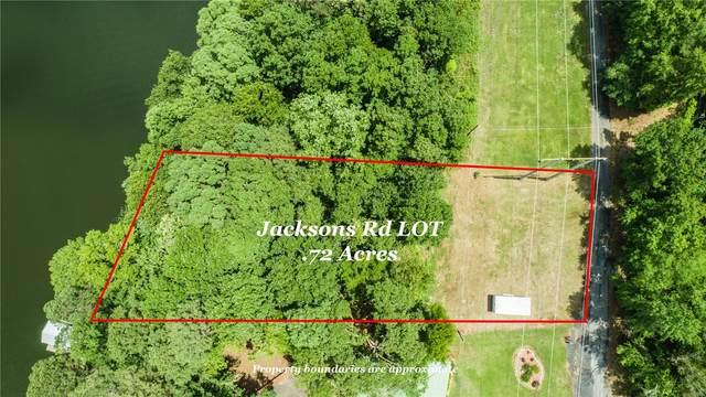 00 Jackson Road, Deatsville, AL 36022 (MLS #496657) :: Buck Realty