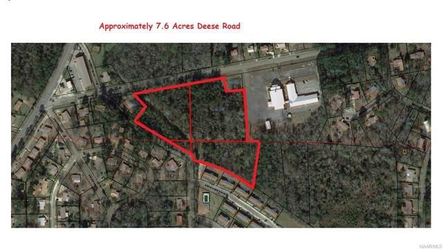 7.6 +/- Acres Deese Road, Ozark, AL 36360 (MLS #496683) :: Team Linda Simmons Real Estate