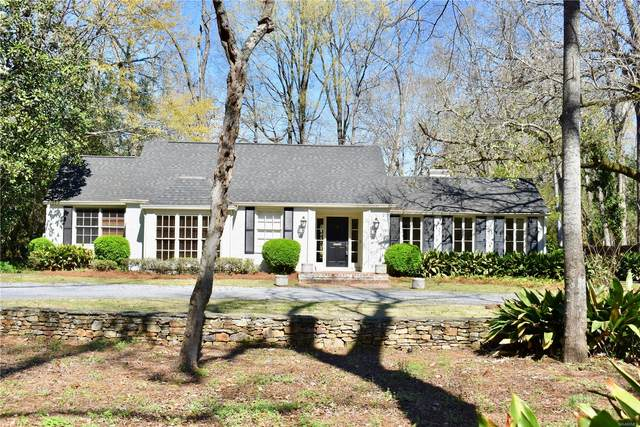 2467 Wildwood Drive, Montgomery, AL 36111 (MLS #496684) :: LocAL Realty