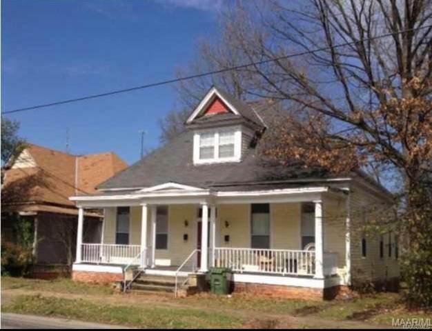1815 Highland Avenue, Montgomery, AL 36107 (MLS #496690) :: David Kahn & Company Real Estate