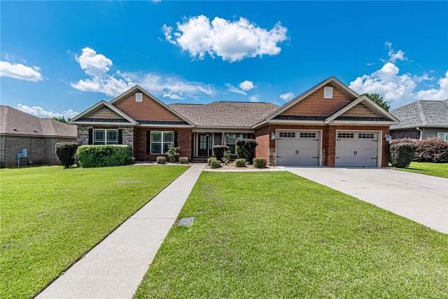 107 Squirrel Hollow Drive, Enterprise, AL 36330 (MLS #496863) :: Team Linda Simmons Real Estate