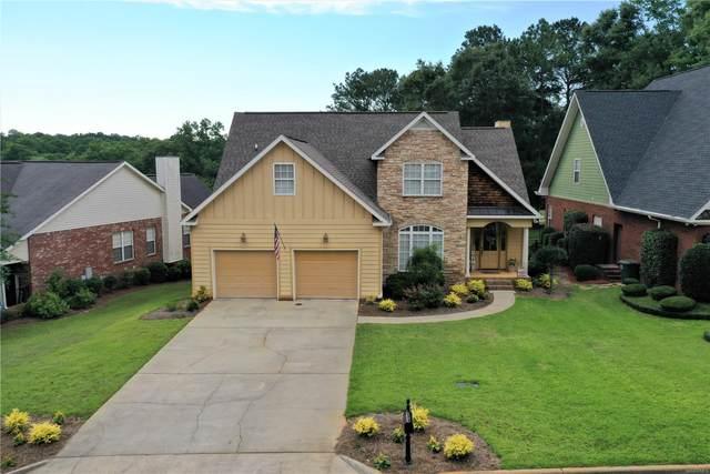 102 W Robertson Court, Enterprise, AL 36330 (MLS #496884) :: Team Linda Simmons Real Estate